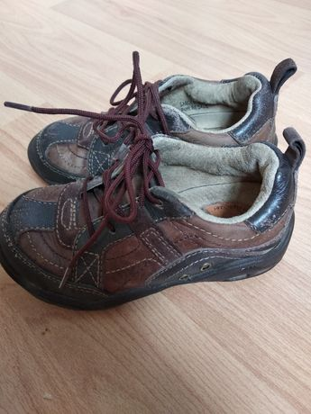 Кроссовки Stride rite ecco geox 25 15,5 см кожа супер качество Англия