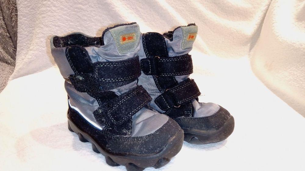 Śniegowce zimowe buty Elephanten Tex 24 (rzepy) Koszalin - image 1