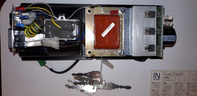 Elektronika, zasilanie, drukarka, itp. do urządzenia DSA100