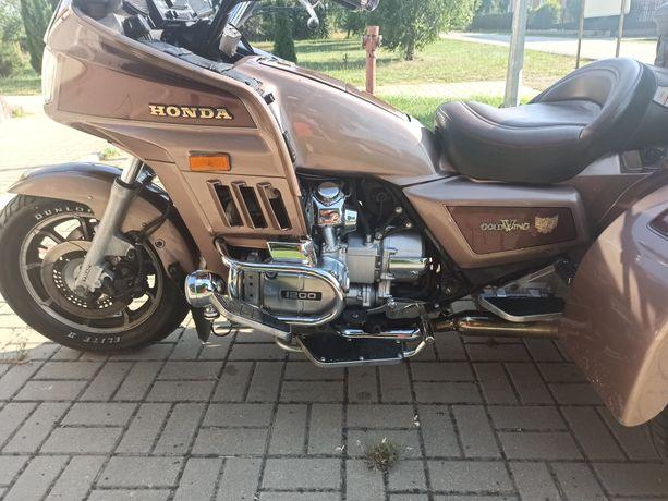 Honda GL 1200 Trike trajka