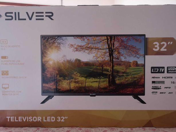 Televisão  nova.