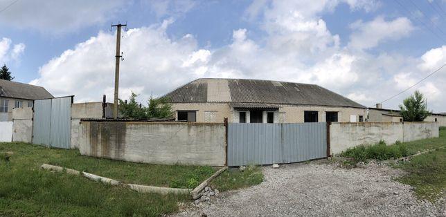 Здание под цех, ангар, 9 соток, Губиниха