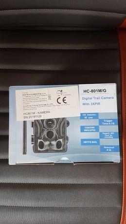 Fotopułapka GSM HC801M - kamera leśna