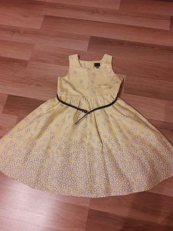 Sukienka okolicznościowa, rozm 116, 5-10-15