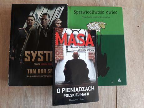 3 książki za 15 pln