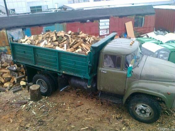 Продам дрова дубовые и фруктовые