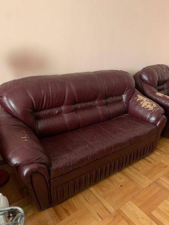 Комплект - диван и два кресла