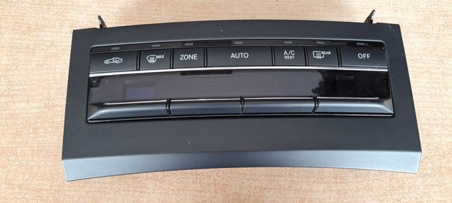 Mercedes E-klasa  W212 Panel sterowania  klimatyzacji