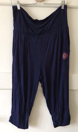 Spodnie na gimnastykę/jogę; ciaza; rozmiar 40