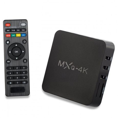 Смарт ТВ приставка Unit TV-BOX, MAQ-4k 1G + 8G + Android 5.1