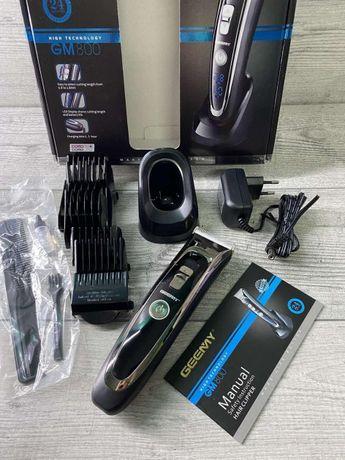 Топ продаж! Машинка для стрижки - Триммер волос Geemy Gm-800