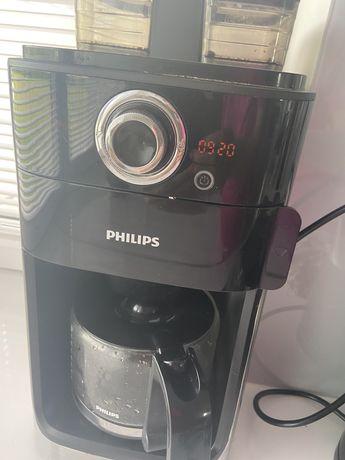 Ekspres do kawy Philips z młynkiem