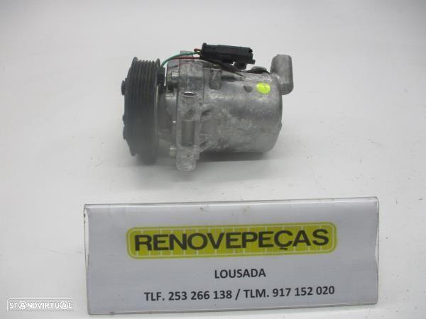 Compressor Do Ar Condicionado Citroen C3 Iii (Sx)