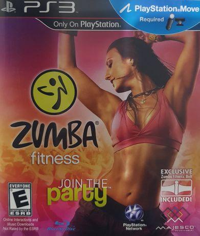 Zumba Fitness PS3 PlayStation 3 Używana Kraków