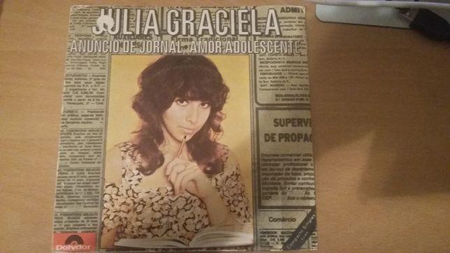 Vinil - Julia Graciela