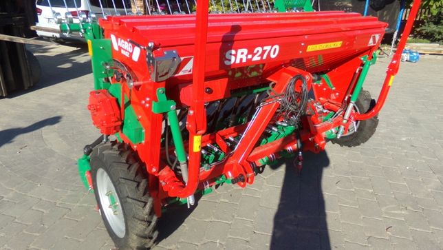 Siewnik zbożowy AGRO-MASZ, siewniki Promocja dostawa cały Kraj RABAT %