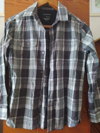 Рубашка фірмова+джемпер в подарок
