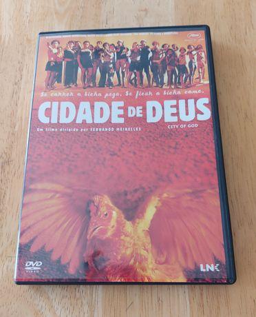 Dvd Cidade Deus - Filme Brasileiro