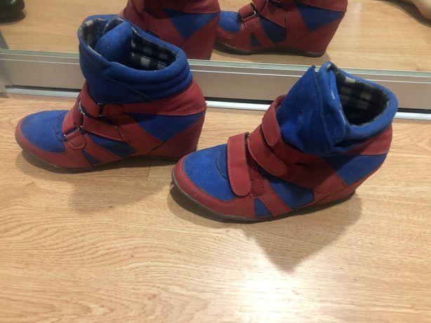 Ботинки, женские новые