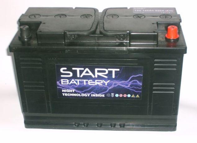Akumulator 120Ah 850A -Grójec c-330 c-360 mf rolnicze, URSUS FERGUSON