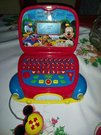 Laptop dla dzieci Myszka Miki