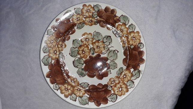 Porcelanowe ozdobne miski do zawieszenia