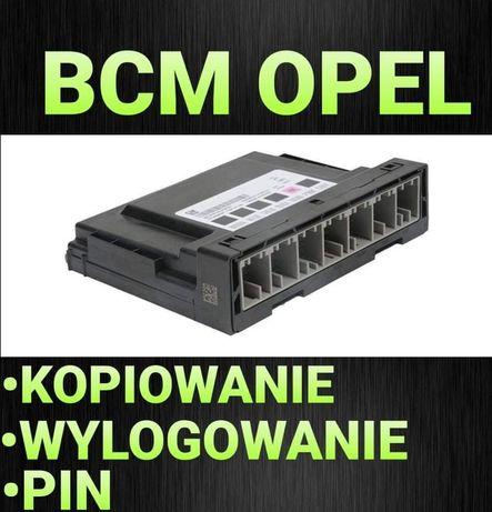 Kopiowanie ,Programowanie Moduł komfortu BCM BSI Opel Astra J Zafira C