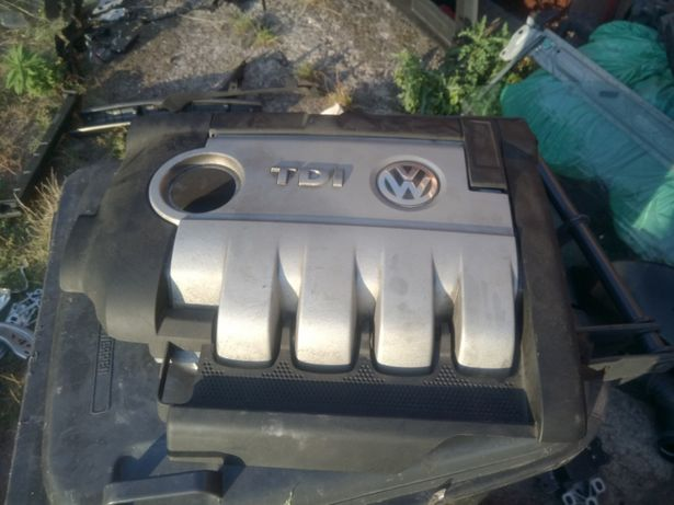Pokrywa silnika bmp