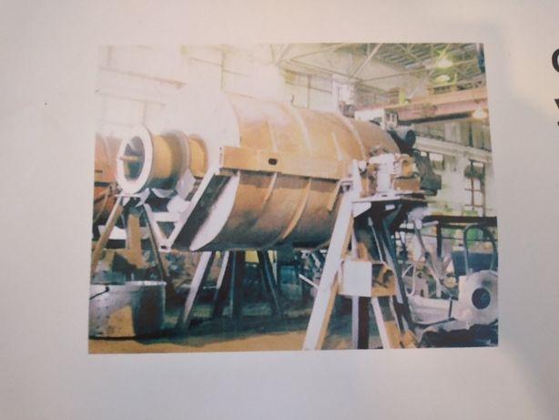 Продам готовое производство \термодиффузионное цинкование/