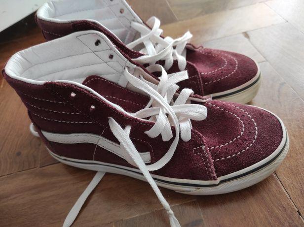Vendo Vans bota n32