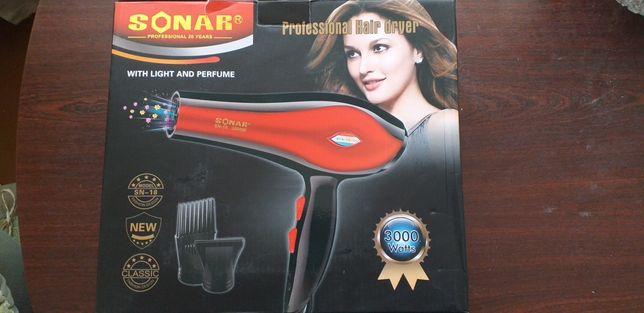 Фен для волос 3000w