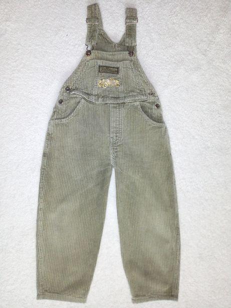 Вельветовый комбинезон, Размер 98 - 104