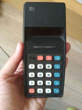 Kalkulator Commodore kolekcjonerski stary