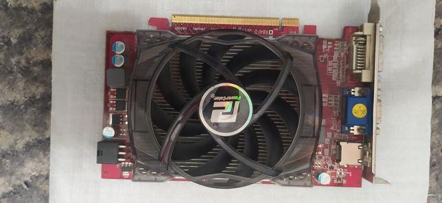 Radeon HD 5750 1024Mb под вомтановление