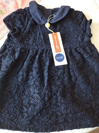 Nowa sukienka , r.80