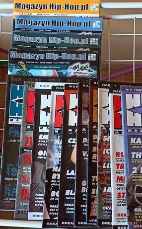Hip Hop Magazyny wszystkich numerów jest 14 plus CD z Muzyką