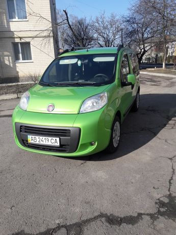 Продам Fiat Qubo 2013