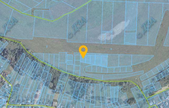Продажа земельного участка в Зазимье 12 соток под строительство