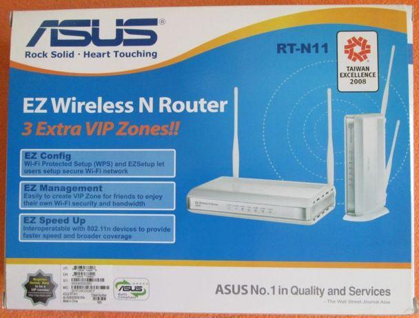ASUS RT-N11 - Bezprzewodowy router EZ Wireless N
