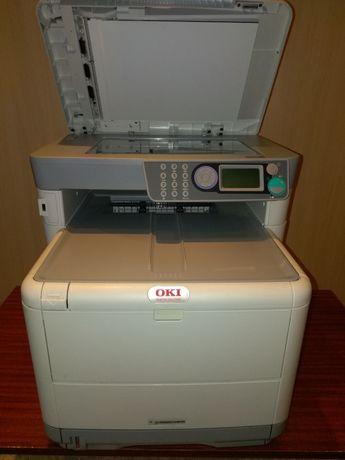 Принтер ОКІ С3520 MFP