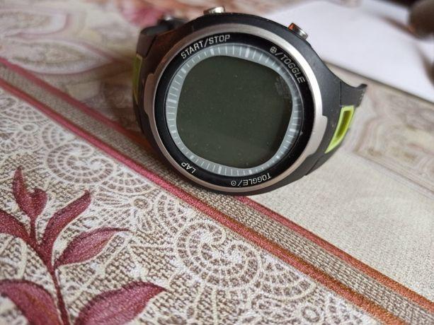 Часы-пульсометр Sigma sport pc 15.11 сломан ремешок