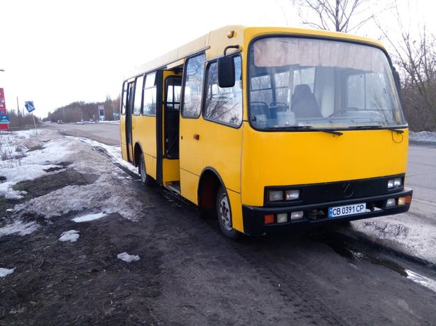 Автобус Богдан.