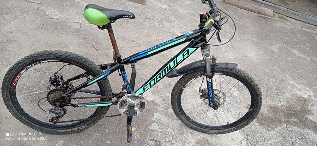 Велосипед 24 колеса ,пользовались два года