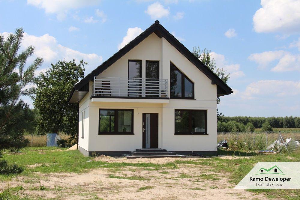 Dom jednorodzinny Bełchatów ul. Murowana | Nowe Osiedle