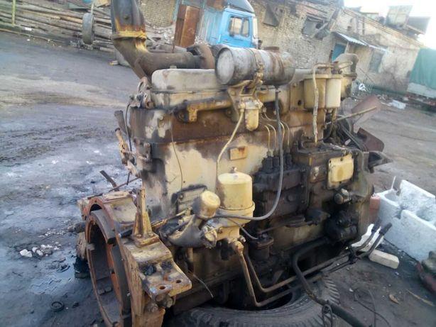 Двигатель Т170 бульдозер