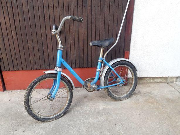 Reksio rower PRL
