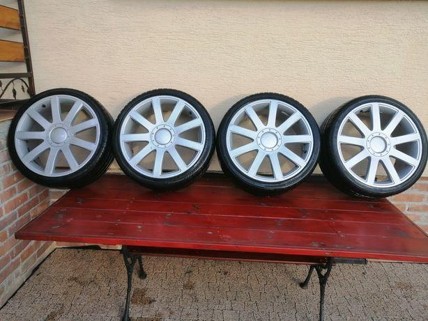 """Alufelgi 19"""" 5x100 + 5x112, opony letnie 235/35  Audi, VW"""