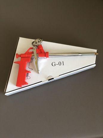 Пистолет Akfix G-01для монтажной пены.