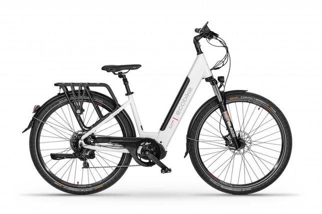 Rower elektryczny EcoBike LX 300 silnik centralny 840W 45 km/h