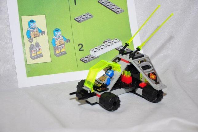 LEGO SYSTEM Space UFO 6829 Radon Rover
